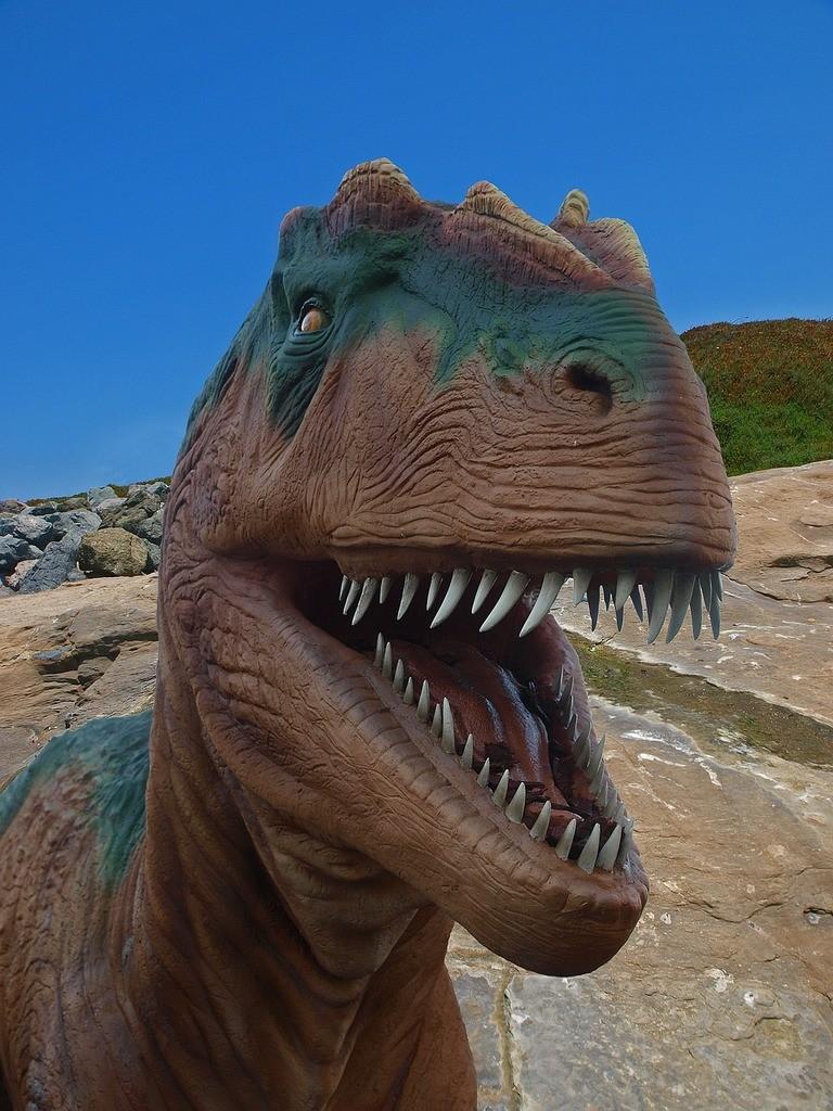 Prophetic Dream ...Dinosaur