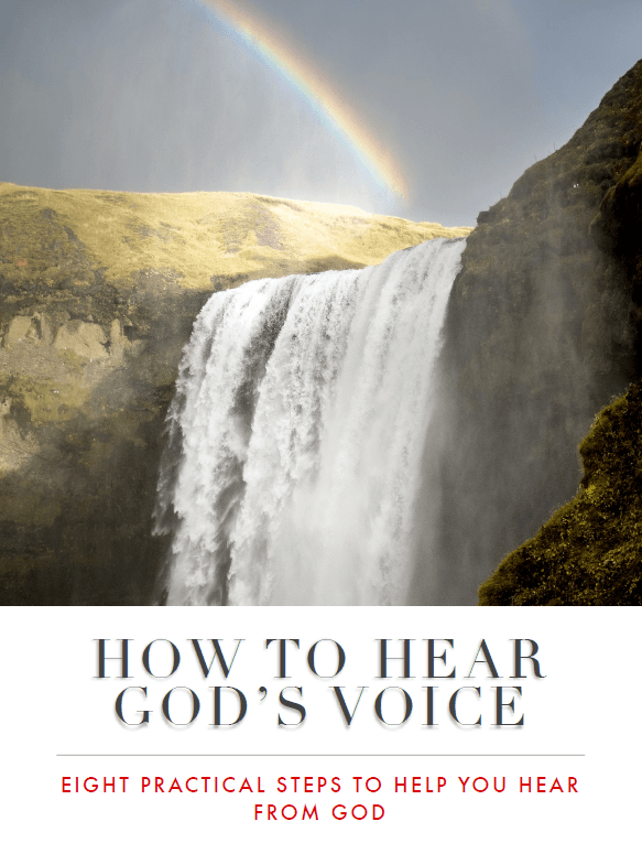 How To Hear God's Voice Cover