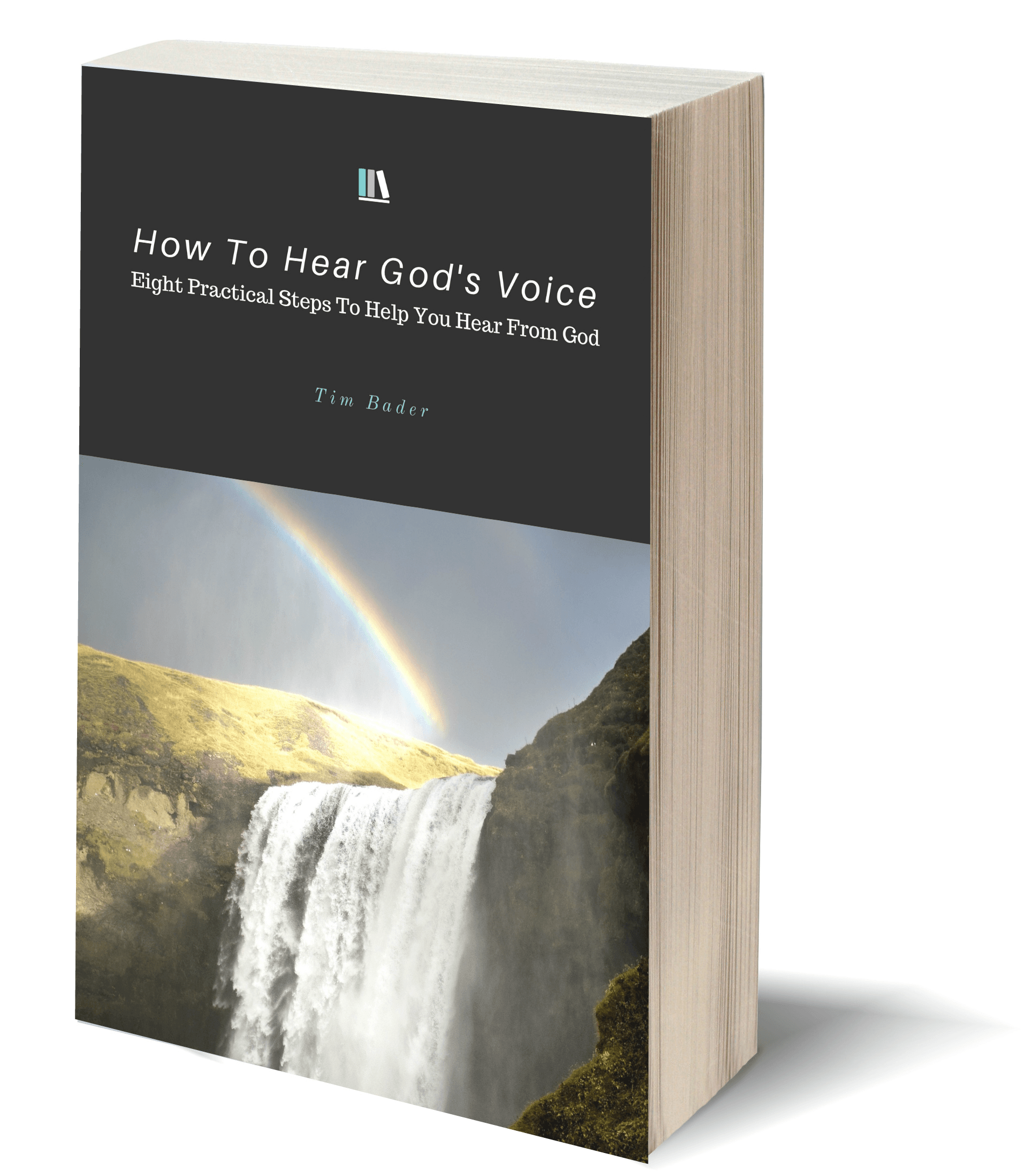 How To Hear God's Voice 3D cover